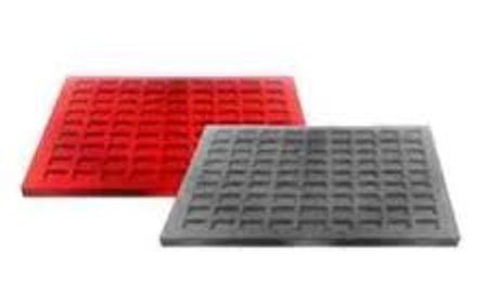 Kiran Rubber - Electrical Insulated Mat - IS-5424 of 1969