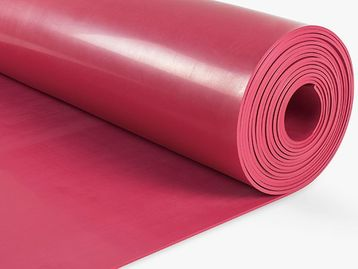 Kiran Rubber - HIGH ABRASION RUBBER SHEET