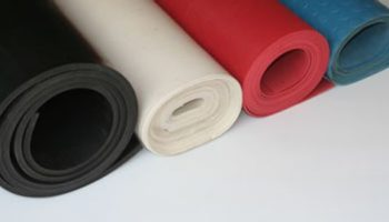 Kiran Rubber - SILICONE RUBBER SHEETS