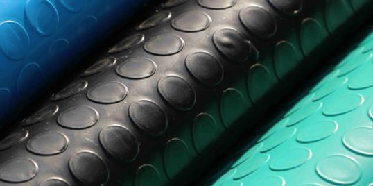 Kiran Rubber - Electrical Insulated Mat - IS-15652 of 2006