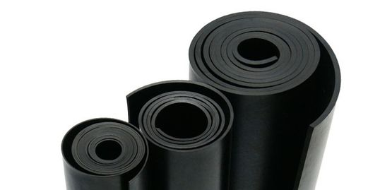 Kiran Rubber - NATURAL RUBBER SHEETS